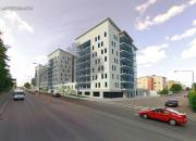 Lappeenrannan keskustaan nousee kaksi uutta asuinliiketaloa