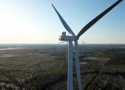 CPC Finland och Prime Capital AG bygger en 192 megawatts vindkraftspark i Kristinestad