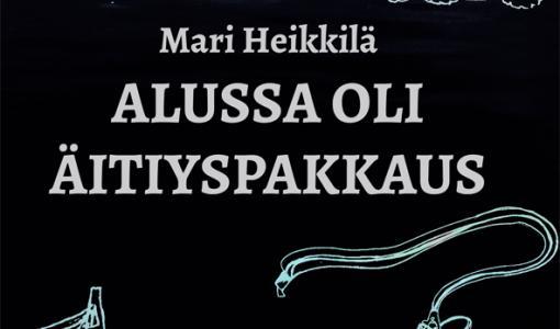 Uutuuskirja suomalaisista keksinnöistä, superpakastimista nyhtökauraan. Mari Heikkilä