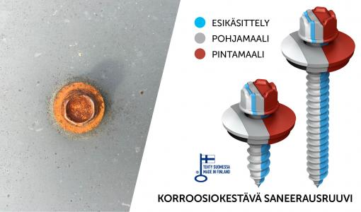 Kingi oy investoi lisää ruuvituotantoa Suomeen ja julkistaa kaksi uutta ruuvia