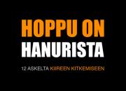 KUTSU Hoppu on hanurista kirjanjulkaisuun ja hoppuseminaariin.