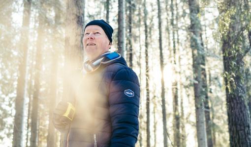 Heikki Meriläinen valittiin Suomen parhaaksi pomoksi Work goes happy tapahtumassa