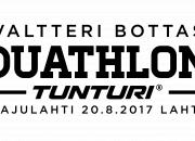 Valtteri Bottas Duathlon elokuussa Pajulahdessa