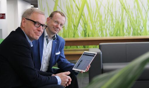 Suomessa kehitetty ainutlaatuinen ohjelmisto kiinteistöjen energiajohtamiseen