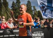 Hyväntuulinen Valtteri Bottas Duathlon keräsi upeasti yleisöä