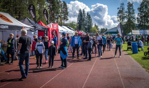 Valtteri Bottas Duathlon tukee lasten ja nuorten positiivista kasvua yhdessä Westpro4U ry:n kanssa
