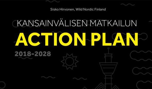 Kuopio-Tahko alueelle valmistui kansainvälisen matkailun Action Plan
