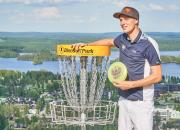 Tahkovuorelle rakennetaan kilpatason frisbeegolfkenttä