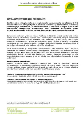 vuoden-2016-rohdoskasvi-lehdisto-cc-88tiedote.pdf