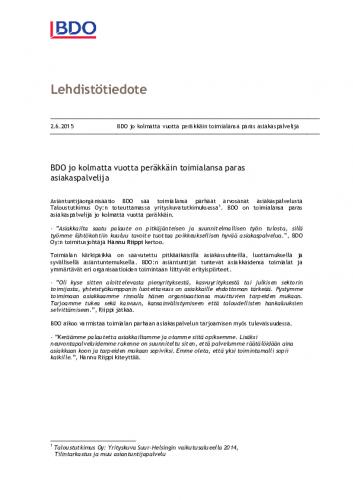 bdo_lehdistotiedote_02062015.pdf