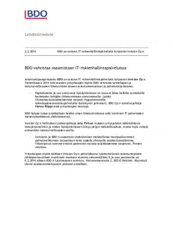 invisian_bdo_lehdistotiedote.pdf