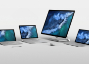 Surface Laptop, Surface Pro ja Surface Studio tänään myyntiin Suomessa
