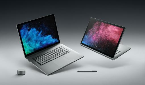 Microsoft julkisti Surface Book 2:n – myös Windows 10 Fall Creators Update saatavilla tästä päivästä alkaen
