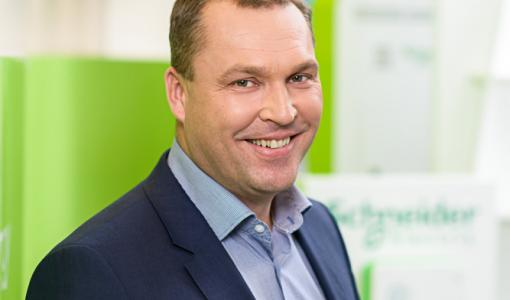 Jani Vahvanen Schneider Electricin Suomen toimitusjohtajaksi