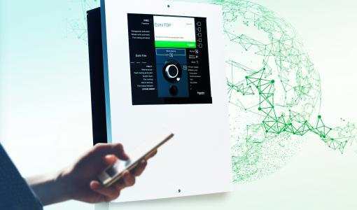 Schneider Electric esittelee IoT-ajan paloturvaratkaisuja FinnSec-messuilla