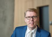 """Pohjola Rakennuksen konsernijohtaja Juha Metsälä 50 vuotta 7.9.2017 """"Rakennusalan on ylitettävä rohkeasti rajoja"""""""