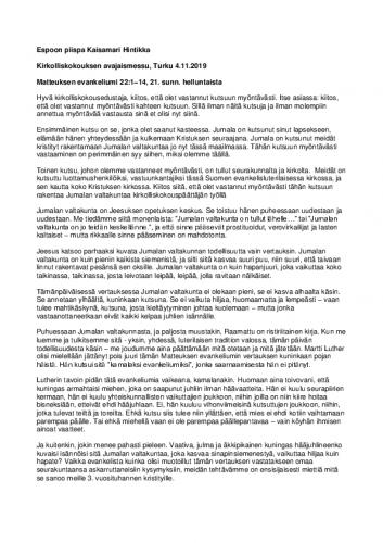 kirkolliskokous-avajaismessun-saarna_kaisamari-hintikka.pdf
