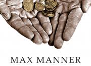 Yhteistyösopimus kirjailija Max Mannerin ja Oma Sivunkääntäjä Oy:n välille