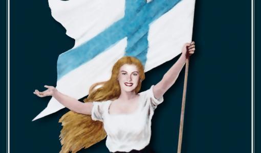 Suomi 100 -juhlavuoden kirjallinen huipennus – SUURI ILO