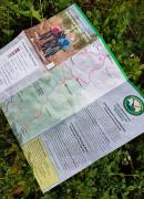 Uusi maastopyöräilykartta opastamaan Saariselän ja Urho Kekkosen kansallispuiston reiteille
