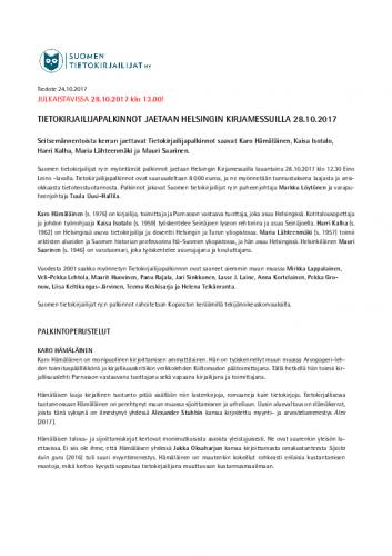 tiedote-tietokirjailijapalkinnot-jaetaan-helsingin-kirjamessuilla-28.10.2017.pdf