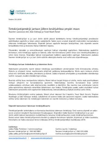 tiedote-tietokirjastipendeja-jaetaan-jalleen-kevatjuhlissa-ympari-maan.pdf