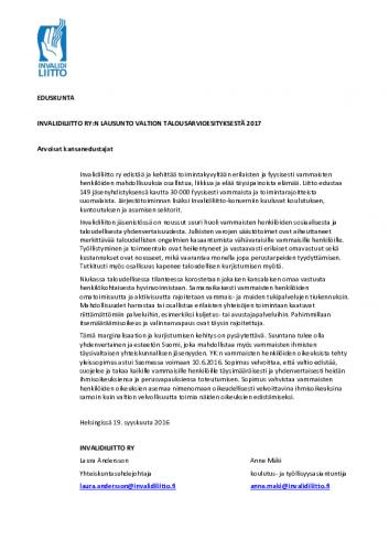 invalidiliiton-lausunto-valtion-talousarvioesityksesta-2017.pdf