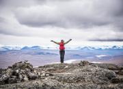 Suomalaiset retkeilevät sunnuntaisin – Retkipaikassa vierailtiin vuoden aikana yli miljoona kertaa