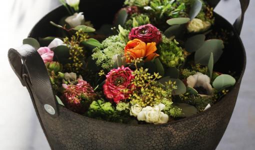 Kevät sisustetaan sisälle ja puutarhaan - Lugnetin kevät- ja puutarhamarkkinoilta vinkit ja välineet