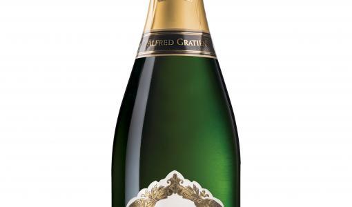 Suuri kunnianosoitus Champagne Alfred Gratienille - Nicolas Jaeger Vuoden Viinintekijä 2018