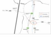 De nya filerna på Kervovägen öppnas för trafik