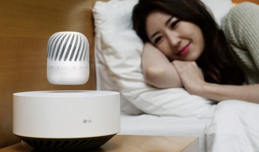LG lanseeraa uuden PJ-sarjan leijuvat Bluetooth-kaiuttimet
