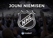 NHL-kolumnisti Jouni Nieminen Viasatille