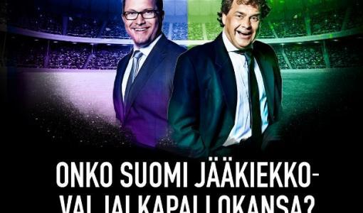 Suomi ei ole enää pelkkä jääkiekkomaa