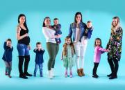Ruotsalaiseen menestysformaattiin perustuva Nuoret äidit alkaa torstaina Viafree-palvelussa