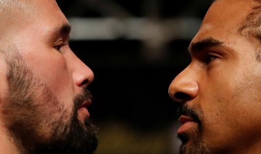 Tony Bellew ja David Haye iskevät jälleen yhteen - nyrkkeilykevään kuuma kohtaaminen katsottavissa Viaplay-palvelusta