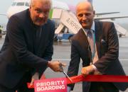 Turun ja Kaunasin välinen lentoyhteys avattiin tänään