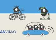Liikkujan viikolla Turku tarjoaa monipuolista liikkumisaiheista ohjelmaa