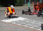 Turku tukee turvallista kaupunkiliikennettä ohjeistuksella ja potkulautojen pysäköintialuekokeilulla