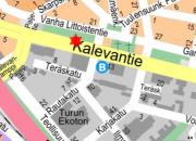 Viemäri- ja vesijohtotyö Kalevantiellä 18 - 28.7.2017