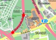 Vihertyö Skarppakullantiellä 21.7.2017 Työ jatkuu.