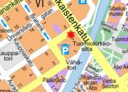 Kaapelityö Eerikinkadulla 8. - 9.1.2018