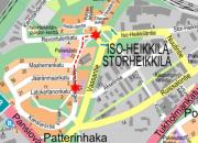 Päällystystyö Kanslerintiellä 9.7.2018