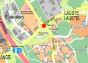 Asfaltointityö Mustionkadun ja Itäkaaren risteysalueella 12 - 14.11.2018
