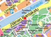 Viemäri- ja vesijohtotyö Itäisellä Rantakadulla 12.11.2018 klo 18.00 - 24.00
