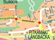 Kaivo- jyrsintä- ja asfaltointityö Isotalonkadulla 19.- 28.6.2019