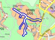 Ulkovalaistusta saneerataan Ilpoisissa, Martissa ja Tampereentiellä