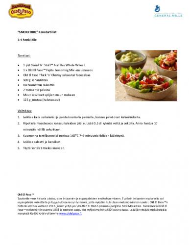 old-el-paso-resepti-smoky-bbq-kanatortillat.pdf