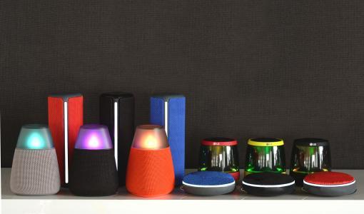 LG:n uudet Bluetooth-kaiuttimet on suunniteltu aktiivista elämäntyyliä ajatellen