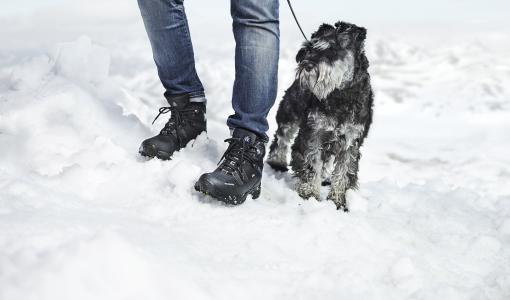 Vältä liukastuminen! Kunnosta huolehtiminen ja kenkien luotettava pito avaimia pystyssä pysymiseen